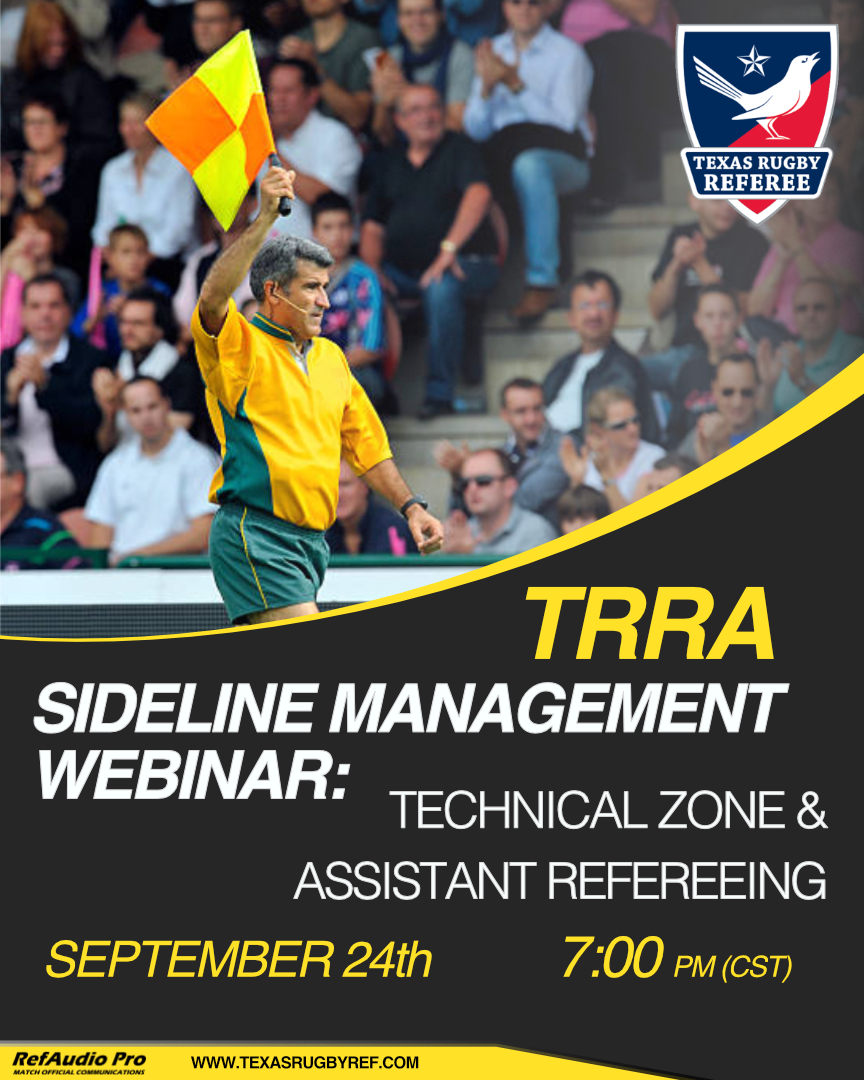 T&D Sep 2018 Sideline Management